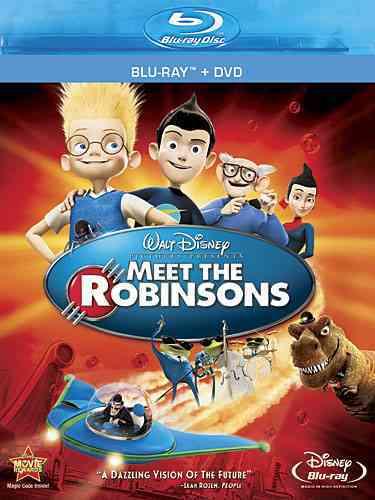 MEET THE ROBINSONS BY BASSETT,ANGELA (Blu-Ray)