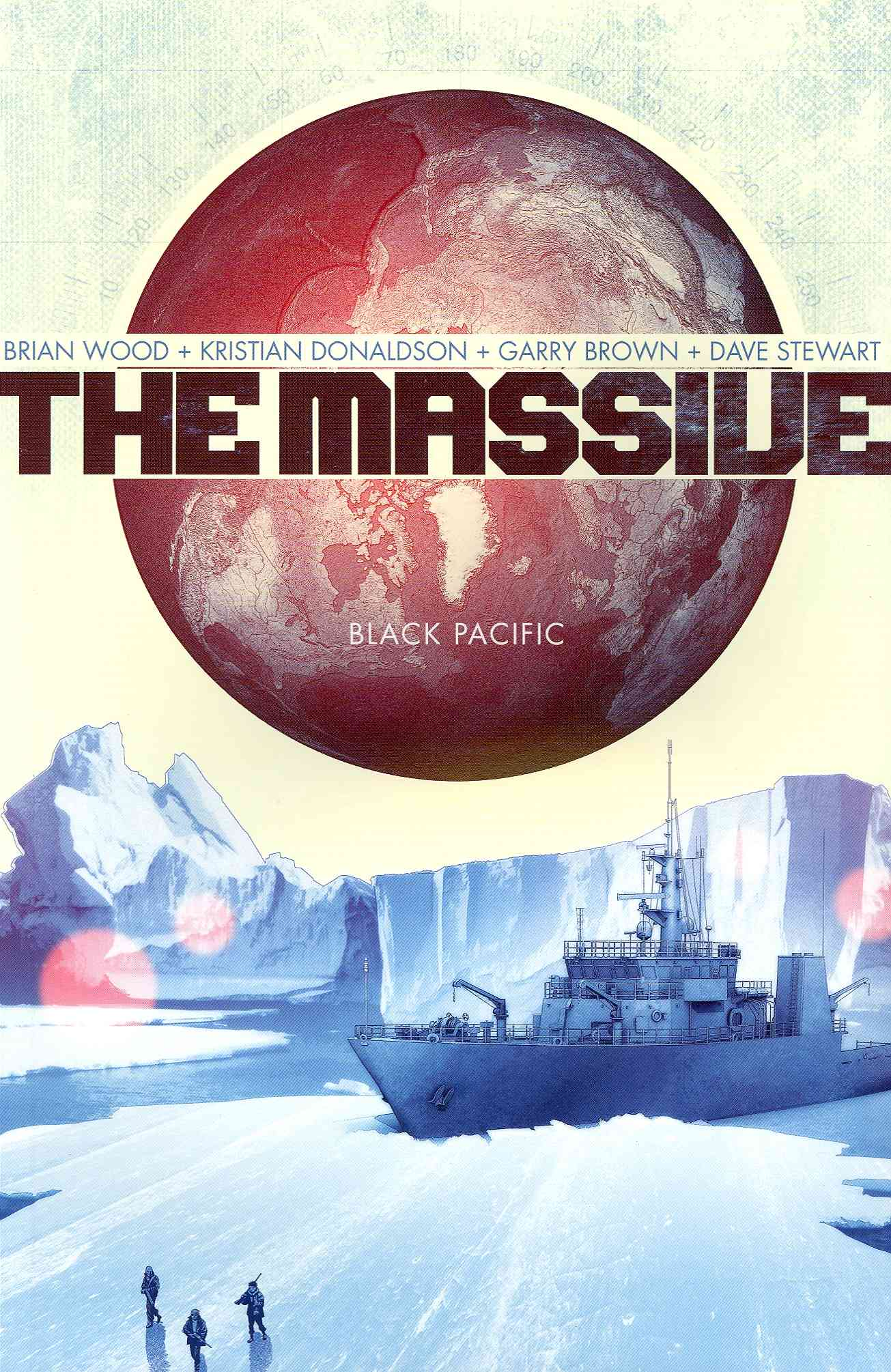 The Massive 1 By Wood, Brian/ Donaldson, Kristian (CON)/ Hahn, Sierra (EDT)/ Brown, Garry